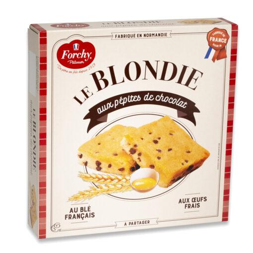 blondie pepites chocolat