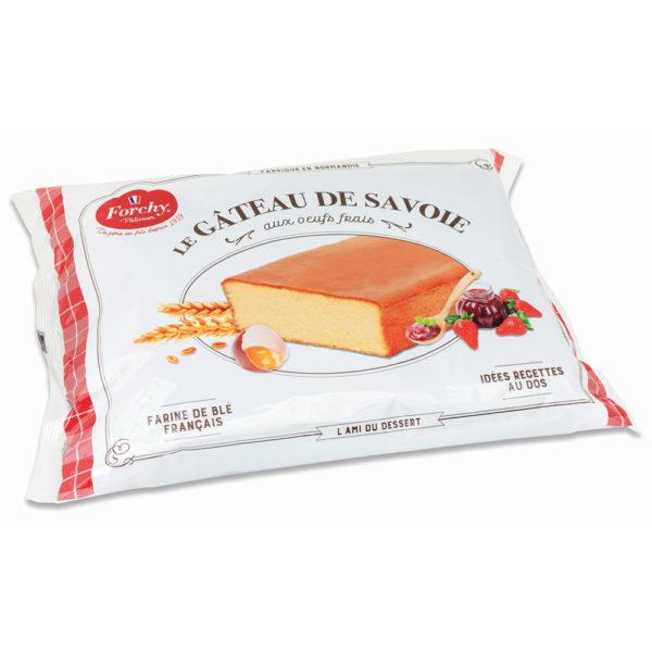 sponge cake french pastry