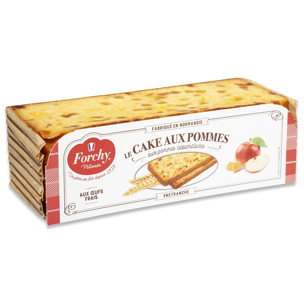 cakes pommes caramélisés