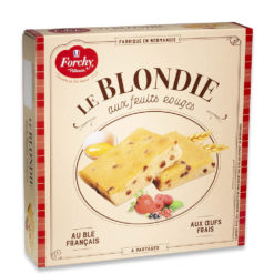 blondie fruits rouges